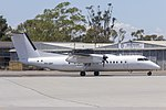 QantasLink (VH-SBW) Bombardier DHC-8-315Q Dash 8 taxiing at Wagga Wagga Airport (1).jpg