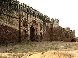 Sheikhupura - The Sheikhupura Fort was established in 1607.