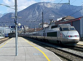 Image illustrative de l'article Gare d'Annecy