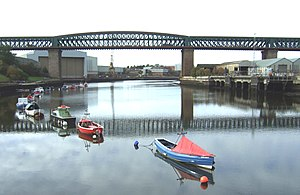 Queen Alexandra Bridge - Image: Queen Alexandra Bridge