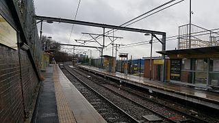Queens Road tram stop