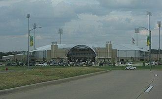AirHogs Stadium - QuikTrip Park - Aug 16, 2008