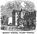 QuincySchool TylerSt Boston HomansSketches1851.jpg