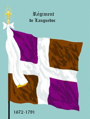 Régiment de Languedoc - Régiment de Languedoc