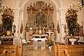 Römisch-katholische Pfarrkirche von Zillingtal-Celindof, Blick in das Kircheninnere (III).jpg