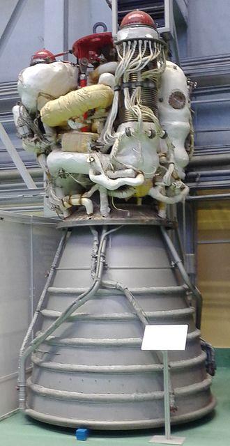 RD-0120 - Model of RD-0120