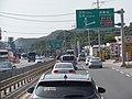 ROK National Route 48 Seongdong Intersection 300m Ahead(Westward Dir).jpg
