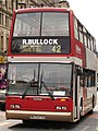 R Bullock bus W678 PTD in Manchester 25 July 2008.jpg