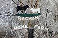 Rachan Home Farm sign - geograph.org.uk - 1619739.jpg