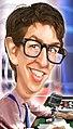 Rachel Maddow - Caricature (5571503879).jpg