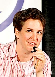 American television presenter