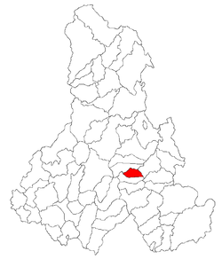 Location of Racu