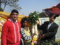 Radishes from Banapiri village 2 - Jharkhand state of India.JPG