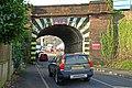 Railway bridge, Lambeg (1) - geograph.org.uk - 1167342.jpg