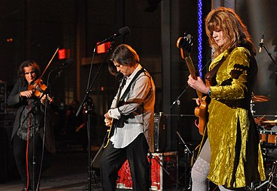 Picture of a band or musician: The Raincoats