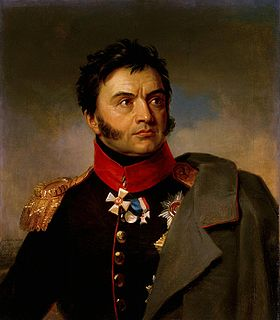 Nikolay Raevsky Russian military commander