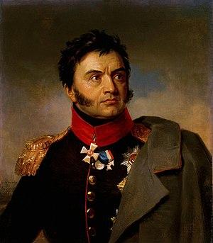 Nikolay Raevsky - Nikolay Nikolaevich Raevsky