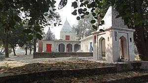 Basti district - Ramrekha Mandir, Amorha, Basti, Uttar Pradesh, India (रामरेखा मन्दिर - अमोढ़ा)