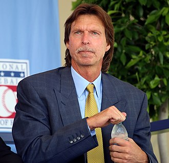 Randy Johnson - Johnson in 2016