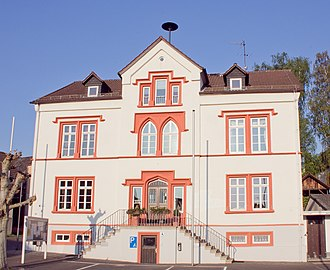 Ranstadt - Image: Ranstadt Rathaus 0895