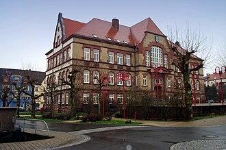 Friedrichsthal - Town hall