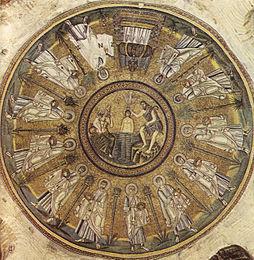 Ravenna, battistero degli ariani (prima metà del VI secolo).jpg