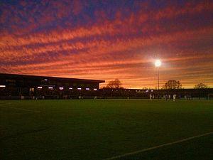 Salisbury F.C. - The Raymond McEnhill Stadium