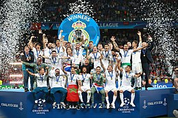 Real Madrid C.F. the Winner Of The Champions League in 2018 (1).jpg