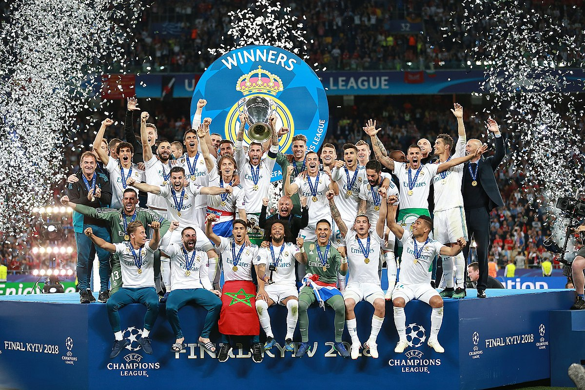 UEFA Champions League 2017 2018 Wikipedia