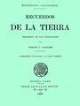 Recuerdos de la tierra - Martiniano Leguizamon.pdf