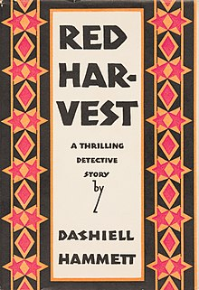 Red Harvest (1st ed cover).jpg