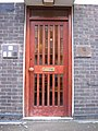 Red striped door, 51 Guilford Street, London WC1.jpg