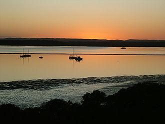 Redland Bay, Queensland - Redland Bay Passage at Sunrise