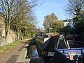Regent's Canal with rescue ramp - geograph.org.uk - 617655.jpg