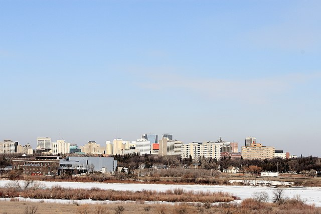 Regina By Daniel Paquet from Regina, Canada (Regina SaskatchewanUploaded by xnatedawgx) [CC BY-SA 2.0  (https://creativecommons.org/licenses/by-sa/2.0)], via Wikimedia Commons
