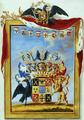 Rehbinder Grafen-Wappen 1787.png