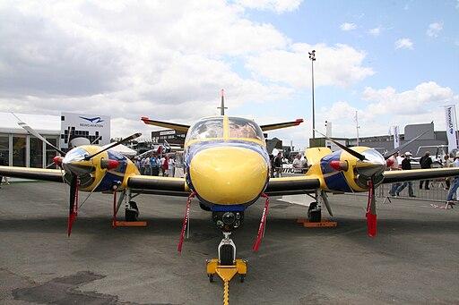 Reims-Cessna F406 Le Bourget 030