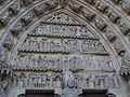 Reims Cathedrale Notre Dame 009 tympanum.JPG