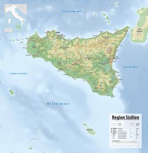 Sizilien Einwohner