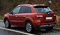 Renault Koleos Dynamique dCi 150 (Facelift) – Heckansicht, 10. März 2013, Wülfrath.jpg