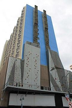 Whitney Peak Hotel - Wikipedia