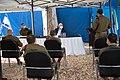 Reuven Rivlin visiting IDF Multidimensional Unit, December 2020 (TLV 9763).jpg