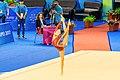 Rhythmic gymnastics at the 2017 Summer Universiade (37052088212).jpg