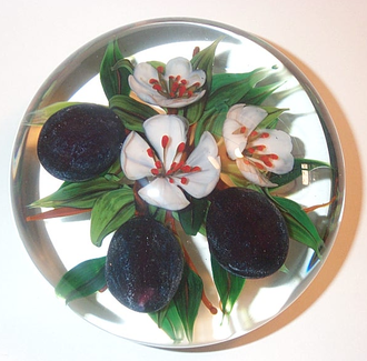 Paperweight - Rick Ayotte fruit weight
