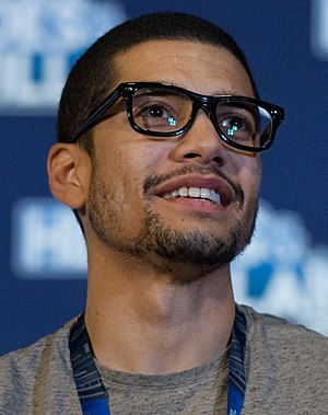 Rick Gonzalez - Gonzalez at the 2017 Heroes and Villains Fan Fest