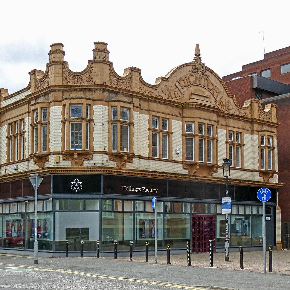 Righton Building (14936658501)
