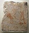 Rilievo funerario con aratura e mietitura, da saqqara, 2400-2250 ac ca.jpg