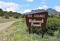 Rio Grande National Forest sign.JPG