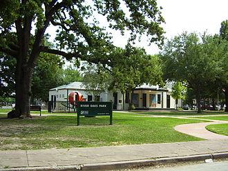 River Oaks, Houston - River Oaks Park