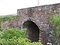 Road bridge over the dismantled Scarborough to Whitby railway line - geograph.org.uk - 456737.jpg